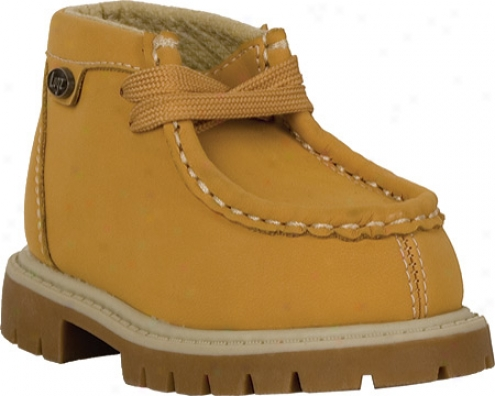 Lugz Wally Mid (infants') - Wheat/cream/gum