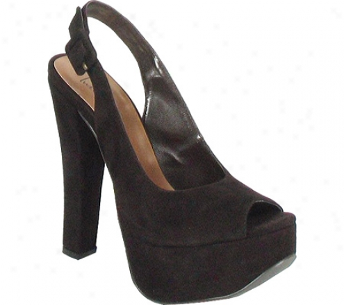 Luichiny Prince Says (women's) - Brown Suede