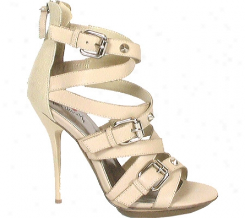 Luichiny To Die For (women's) - Naural Leather/canvas