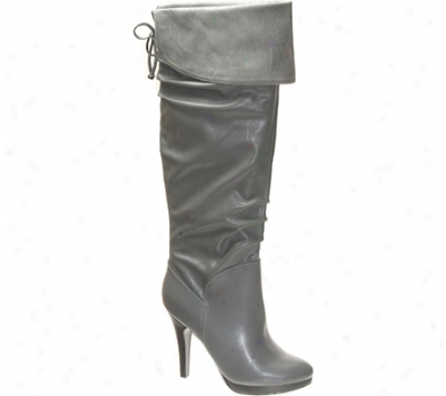 Madeline Rocso (women's) - Dark Grey Pu