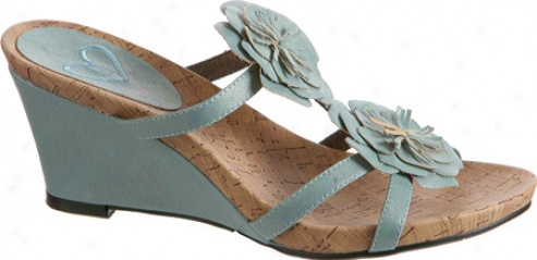 Madeline Stacy (women's) - Old Blue Grey Pu