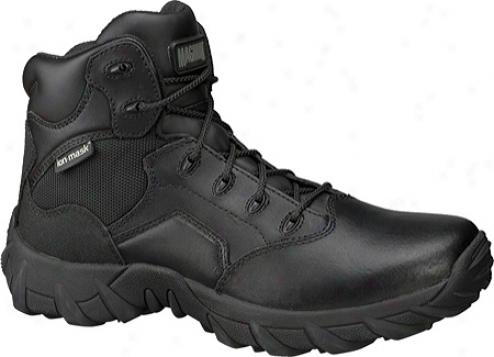Magnum Cobra 6.0 Hpi (men's) - Black Leather/nylon