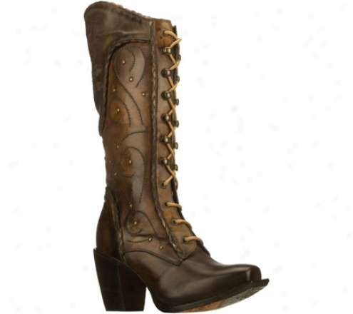 Mark Nason Goldie (women's) - Dark Brown