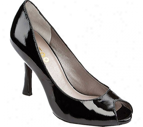 Me Too Janwlla 2 (women's) - Black Pearl Patent