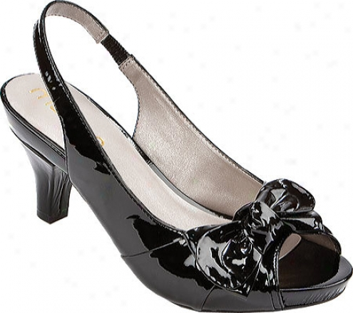 Me Too Panther 2 (women's) - Black Pearl Patent