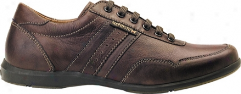 Mephisto Bonito (men's) - Chestnut/dark Brown George