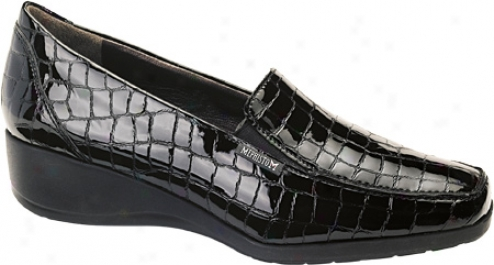 Mephisto Celka (women's) - Black Crocsoft