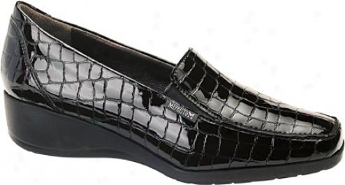 Mephisto Celka (women's) - Black Crocsoft