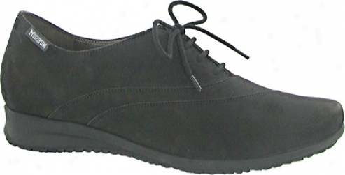 Mephisto Fennie (women's) - Black Bucksoft