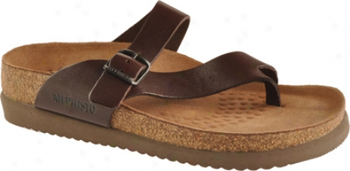 Meohisto Helen More (women's) - Dark Brown Waxy