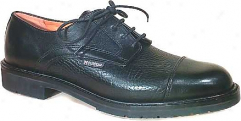 Mephisto Melchior (men's) - Black Smoofh/grain