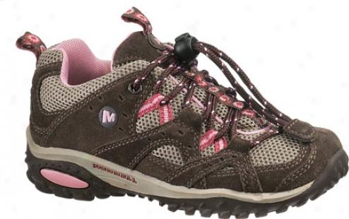 Merrell Cami Sport Tiggle Kids (infwnnt Girls') - Bracken/pink