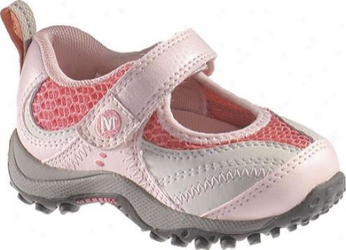 Merrell Chameleon Arc Jump Jr (women's) - Seashell Pink