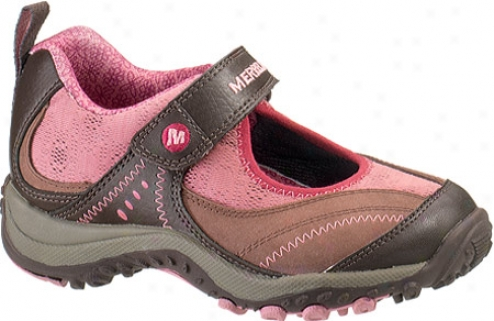 Merrell Chameleon Arc Jump Kids (girls') - Brown/rose