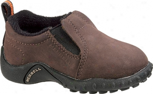 Merrell Jungle Moc Junior (infanys') - Dark Brown Nubuck