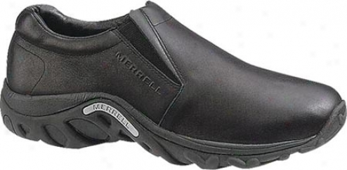 Merrell Jungle Moc Leather (women's) - Midbight (Wicked)