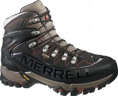 Merrell Outbound Mid Gore-tex (men's) - Bungee Cord
