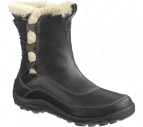 Merrell Penza Waterprlof (women's) - Black