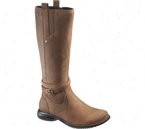 Merrell Tetra Strap Waterproof (women's) - Chestnut