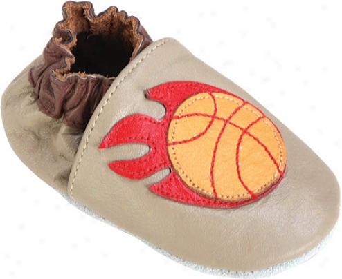 Momo Baby Basketball (ijfant Boys') - Taupe
