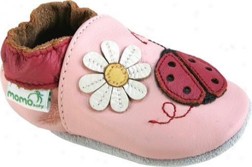 Momo Baby Ladybug (infant Girls') - Pink