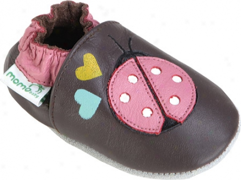 Momo Baby Ladybug & Lily (infant Girls') - Brown