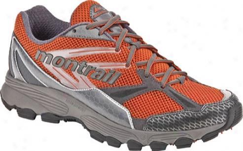 Montrail Badrock (men''s) - Burnt Orange/titanium