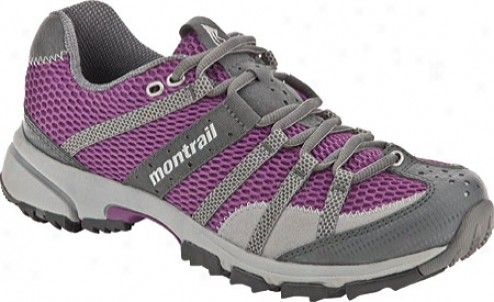 Montrail Mountain Masochist (women's) - Bramble/cool Grey