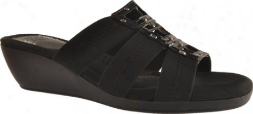 Mootsies Tootsies Yenna (women's) - Black Fabric