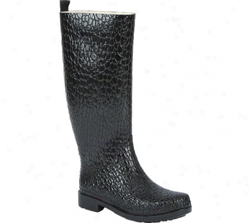 Muck Boots Croc Raniboot Wc-100w (women's) - Black