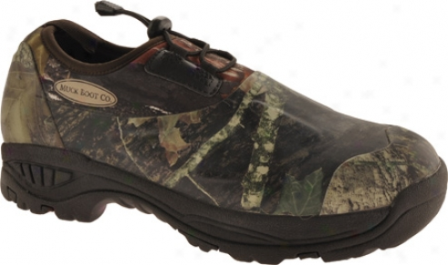 Muck Boots Excursion Lightweight Tempestuous Casual Shoe Exl-mobu - New Mossy Oak Break-up®