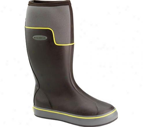 Muck Boots Tatton Lawn & Garden Profit Itt-918 (women's) - Chocolate