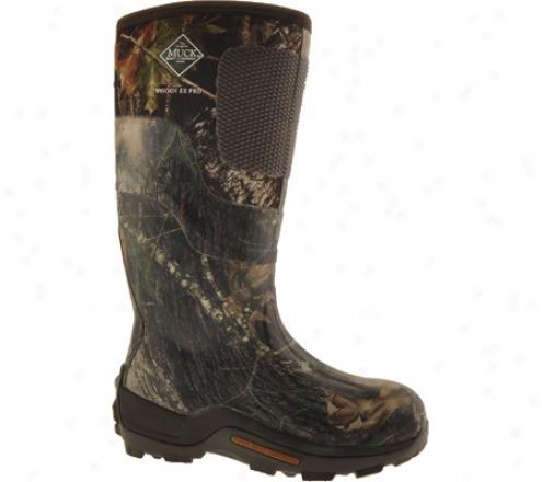 Muck Boots Woody Ex Pro Hunting Profit Wep-mobu - New Mossy Oak Break-up®