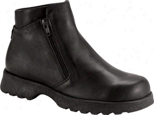 Naot Bobcat (women's) - Black Shiny Leather