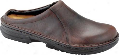 Naot Bruno (men's) - Buffalo Leather