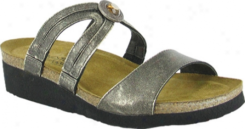 Naot Cline (women's) - Metal Leather