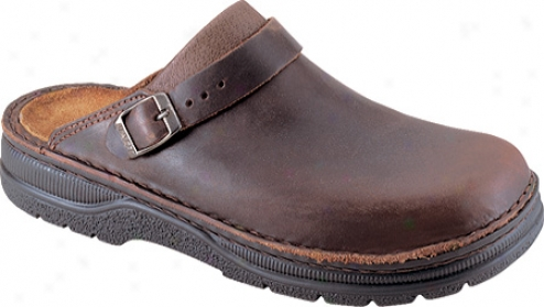 Naot Glacier (men's) - Buffalo Leather