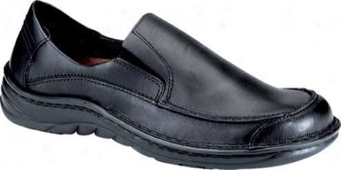 Naot Jasper (men's) - Negro Matte Leather