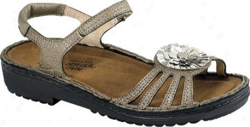 Naot Lilia (women's) - Platinum Leather