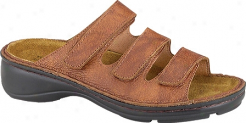 Naot Reed (women's) - Golden Mocha Leather