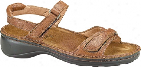 Naot Rosemary (women's) - Bright Mocha Leather