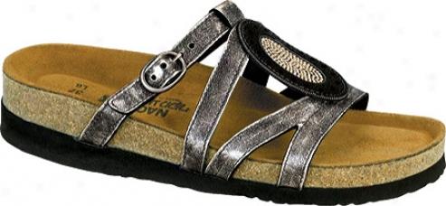 Naot Sarasota (women's) - Metal Leather