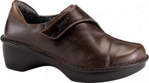 Naot Taipei (women's) - Oak Leather