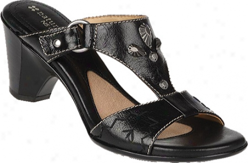 Naturalizer Adria (w0men's) - Black Fellini Leather