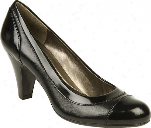 Naturalizer Bohemia (women's) - Black Leather