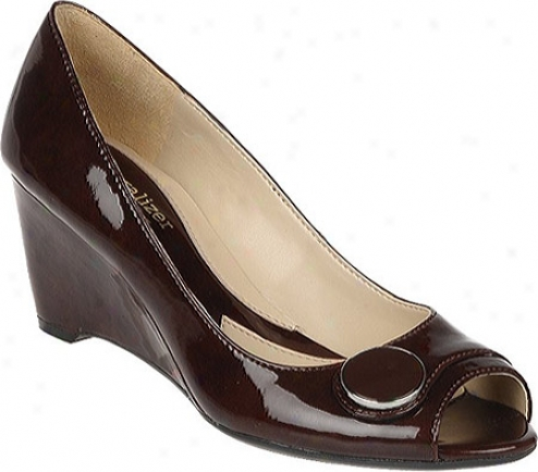 Naturalizer Bonna (women's) - Dark BrownR oloff Pu