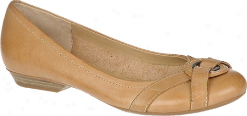 Naturalizer Daily 2 (women's) - Caravan Sand Atanado Vegetable Leather