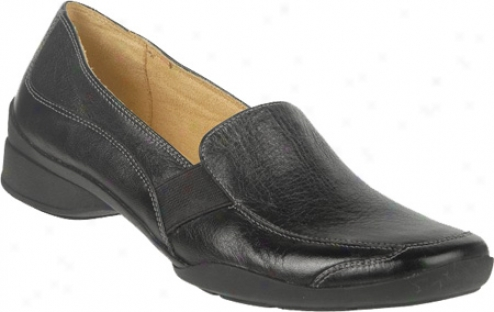 Naturalizer Nominate (women's) - Black Soft Butter Leather