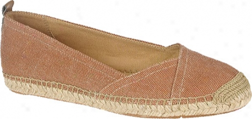 Naturalizer Sailor 2 (women's) - Terracota/caravan Sand Fabric/teakwood Pu