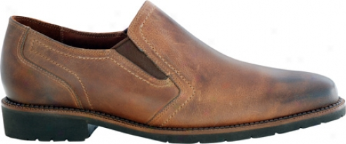 Neil M Atlanta (men's) - Worn Saddle Cowhide Leather